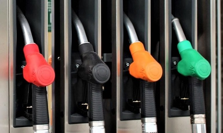 Tipos de combustible en INNOGAS